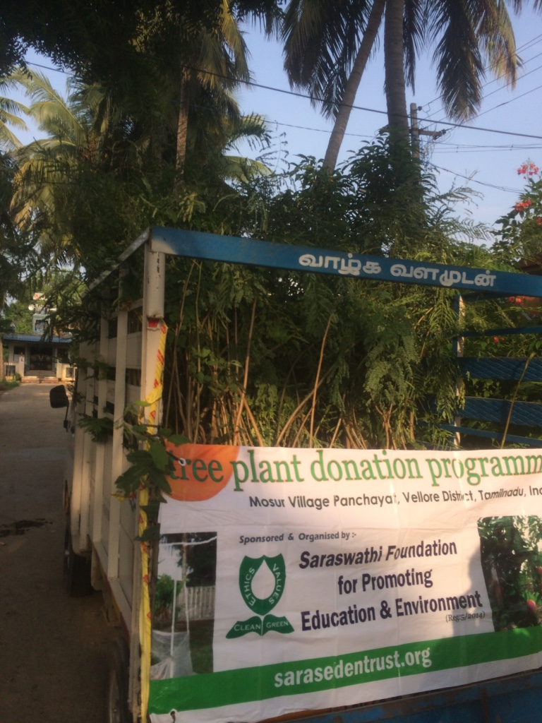 Saraswathi Foundation for Promoting Education and Environment