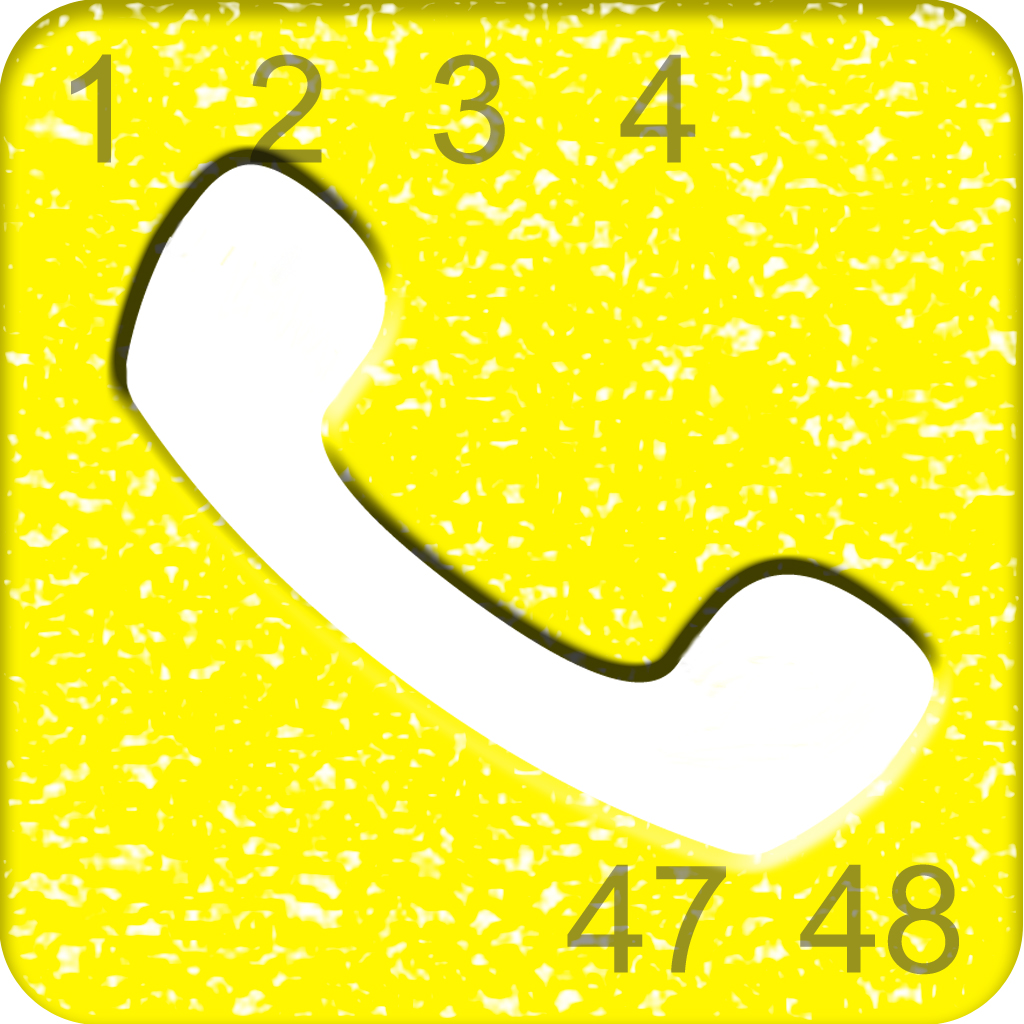 iPhone Speed Dial
